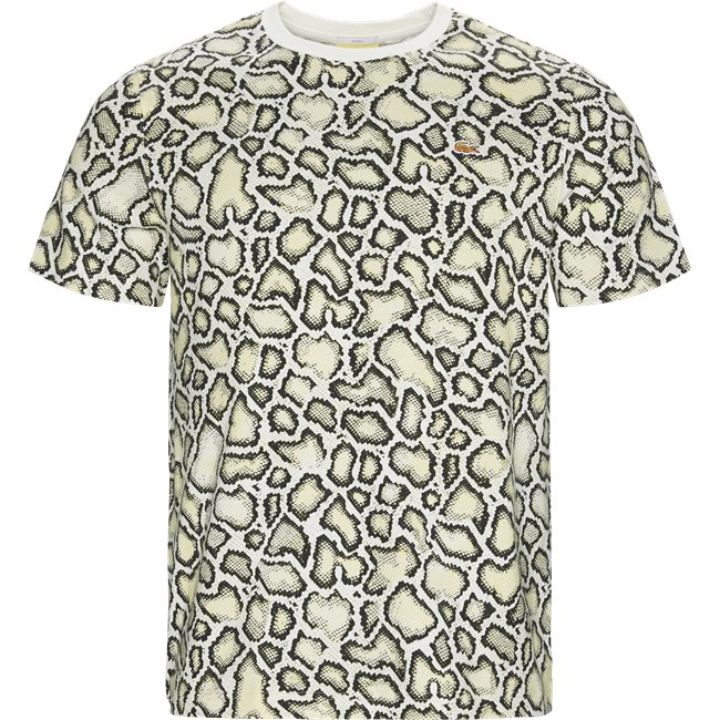Unisex Lacoste X Opening Ceremony Embroidered T-shirt
